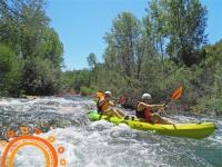 Piragüismo aguas bravas