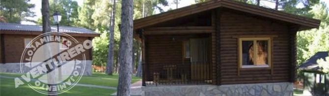 Cabañas nórdicas Camping Caravaning