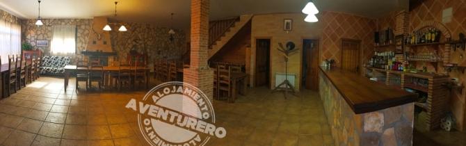 Recepción Atalaya de Villalba