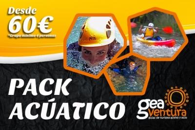 Pack Acuático GEAventura