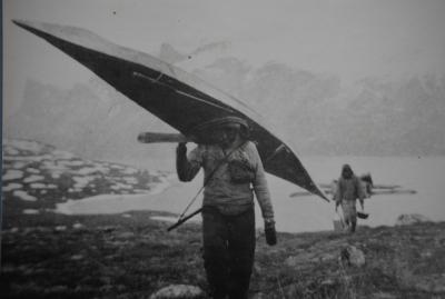 El kayak, una embarcación milenaria