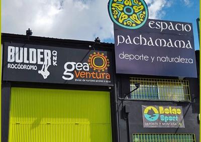 Espacio Pachamama: Factoría de sinergias