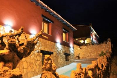 Casa El Escalerón