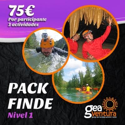 Pack Finde GEAventura