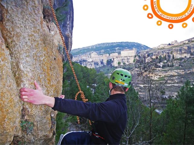 Escalada en Paules - Cuenca