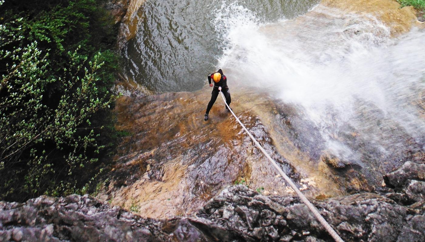 Imagen Barranco de la Dehesa en Cuenca