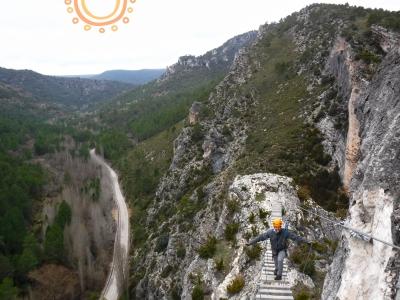 Vía Ferrata del Castillo
