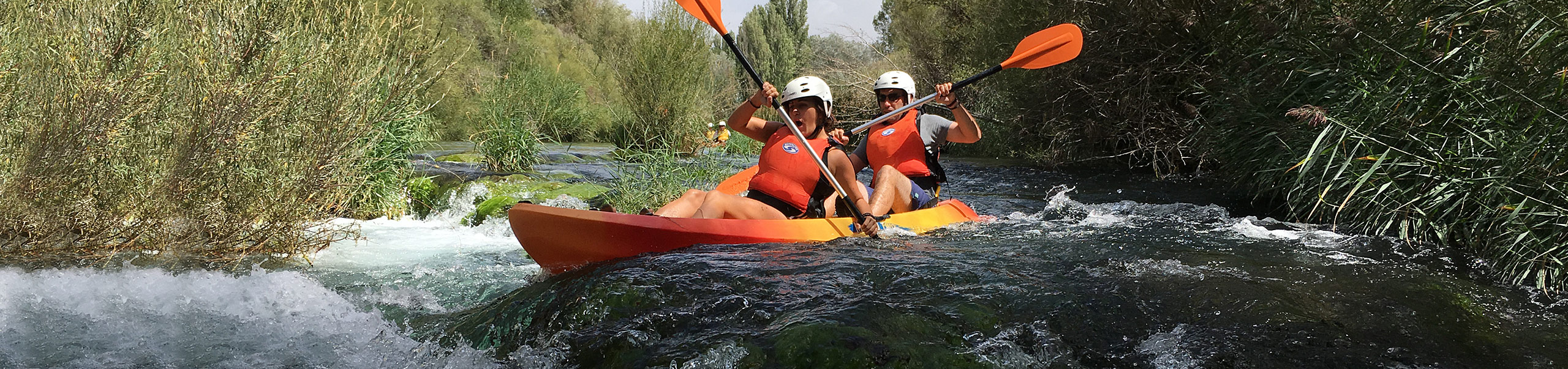 Imagen Kayak y barranquismo en Cuenca